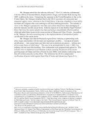 opinion essay job fashion industry