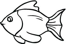 Printable Fish Coloring Pages Free Ble Fish Coloring Pages Bass