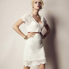 Free Crochet Dress Patterns Delectable Little Treasures 48 Free Crochet Dress Patterns