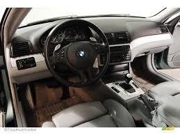 Grey Interior 2004 BMW 3 Series 330i Coupe Photo #68662296 ...
