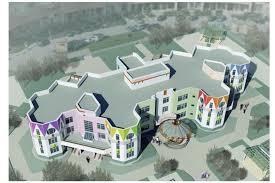 Современные проекты детских садов Комплекс градостроительной  Типовой проект детского сада на 280 мест шифр vi 69