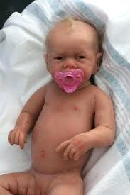 Real Life Like Silicone Baby Dolls Reborn Baby With Free ...