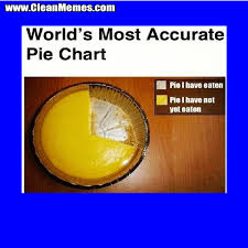 Accurate Pie Chart Clean Memes