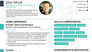 Are Resumes Only One Page Best Of Can Anyone Fit Elon Musk S Resume Classy How To Fit Resume On One Page