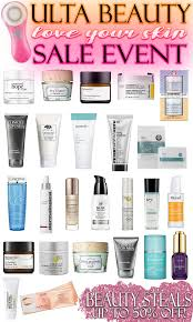 ulta beauty skincare event love your skin beauty s deals gwp info