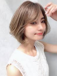 パーマ ナチュラル ボブ デートlano By Hair 北村 亮 478567hair