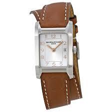 baume et mercier hampton wrap watch