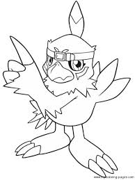 Small Picture 59 best Digimon Coloring Pages images on Pinterest Digimon