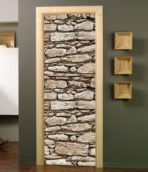 Door Wraps Door Wall Sticker Door Mural Door Wrap Door Sticker Peel And