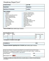 Employee Write Up Form Knowing Unorthodox Capture