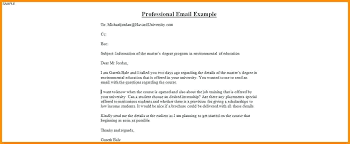 Customer Service Email Example Sending A Professional Cv – Jumpcom ...