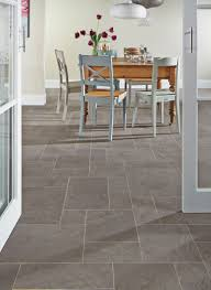 Floor Coverings For Kitchen Resilient Natural Stone Vinyl Floor Upscale Rectangular Large