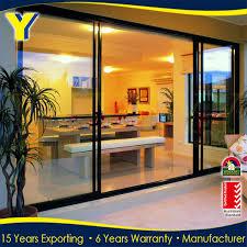 96 x 80 sliding patio door aluminum 80 inches high powder coating matt black sliding door 96 x 80 sliding patio door best sliding glass