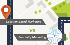 Proximity Marketing Location Based Marketing Vs Proximity Marketing Beaconstac