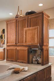 Kraftmaid Vanity Cabinets Storage Solutions Details Vanity Vertical Lift Door Cabinet