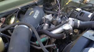 1994 m998a1 humvee 6 5l engine running