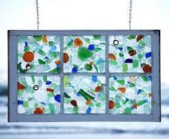 sea glass art 10 creative diy ideas