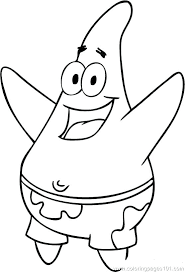 Free Spongebob Coloring Pages Coloring Pages Free Printable Page