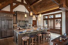 A Frame House Kitchen Design