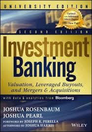 <b>Investment Banking</b> : <b>Joshua</b> Pearl : 9781118472200