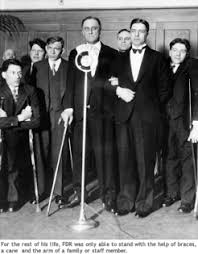 「FDR stricken with polio」の画像検索結果
