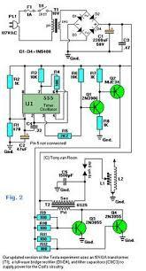 bug zapper circuit elektronika bug zapper solid state tesla coil