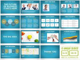 Sales Presentation Powerpoint Template Free Housepot