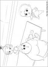 The Boss Baby Coloring Pages On Coloring Bookinfo