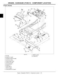 john deere x300 lawn tractor service repair manual 34
