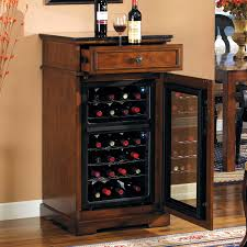 ... Nice Ideas Wine Cooler Cabinet Cabinets Furniture Roselawnlutheran ...
