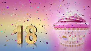 Geburtstagslied Zum 18 Geburtstag Happy Birthday To You Lustiges
