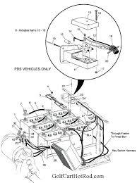2005 yamaha golf cart wiring diagram wiring diagram simonand ez go wiring diagram 48 volt at Ez Go Wiring Diagram For Golf Cart