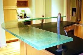 sea glass countertop sea glass with glass kitchen good sea glass kitchen in home decoration ideas