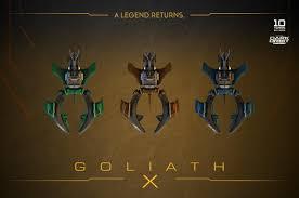 Goliath Designs
