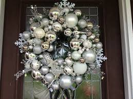 Grey Christmas Tree Designer Christmas Decor There Are More The Room Interior Design