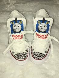 Thomas And Friends Light Up Shoes Thomas The Train Boys Converse Light Up Taylors Penny