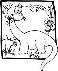 Small Picture Apatosaurus Dinosaur coloring Clipart Panda Free Clipart Images