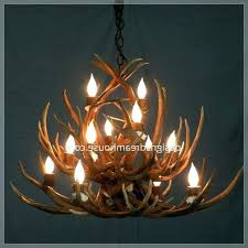 chandeliers antler chandelier kit how to make an elk