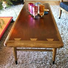 lane coffee table lane table with cups lane coffee table refinish