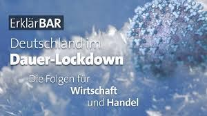 Deutschland hat in diesem pandemieherbst versagt. Erklarbar Deutschland Im Dauer Lockdown Die Folgen Fur Wirtschaft Und Handel Youtube