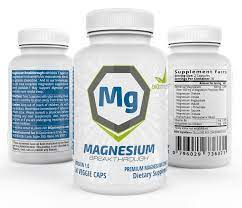 Let's Get Aware About special The Magnesium Breakthrough