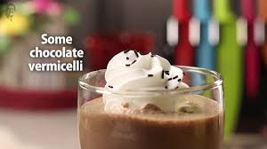 chocolate frappe sanjeev kapoor khazana