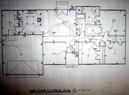 understanding electrical schematic symbols in home electrical wiring blueprint sample