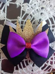 Evil Queen Bow By Dreasbowtique On Etsy 550 Lace Hair