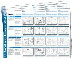 Davis Clip Chart Drawing Assessment Program High School Davis Publications