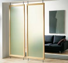 Floor to ceiling room dividers for small living room | Decolover.net