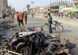 Image result for دو انفجار انتحاری در کربلا و بابل 21 شهید و 33 مجروح برجای گذاشت