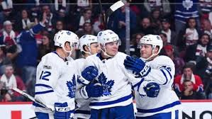 maple leafs have the best odds to win