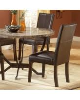 hillsdale monaco parson dining chairs set of 2 espresso. hillsdale monaco side parson chair - set of 2 4142-802 dining chairs espresso p