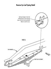 1953 56 ford f 100 truck rear mono leaf spring set rear rh performanceonline front brake caliper diagram front brake caliper diagram